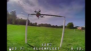 Memorial Day FPV Racing, Crashing, :D
