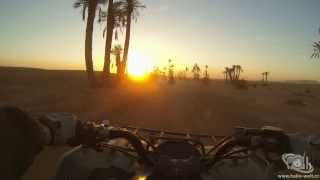 preview picture of video 'Quad Tour in Marrakech, Morocco'