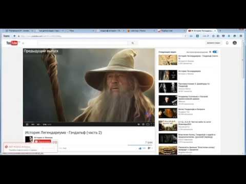 Самый простой способ записи видео для Youtube