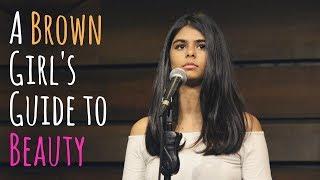 """A Brown Girl's Guide To Beauty"" - Aranya Johar - YouTube"