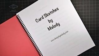 Video:  My Card Sketch Book