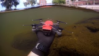 Found Drone Underwater in River While Scuba Diving! (w/ Girlfriend) | DALLMYD - Video Youtube