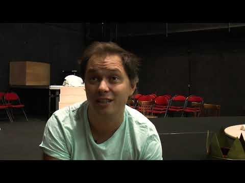 Hamlet par Thibault Perrenoud : bande annonce du spectacle