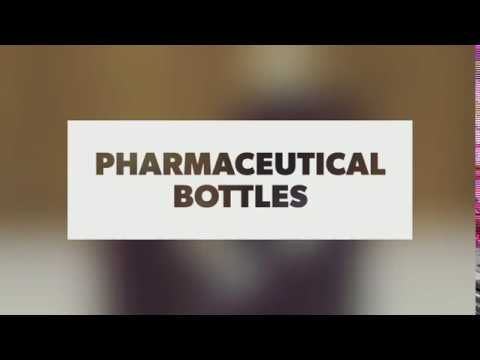 Pharmaceuticals Agrochemicals Bottles