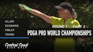 2021 World Championships - R1B9 - Allen, Scoggins, Finley, Young