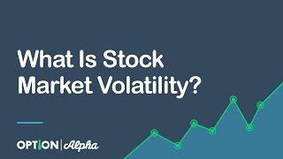 How is stock volatility