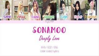 Sonamoo - Deeply Love