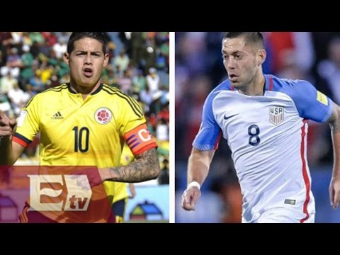 Estados Unidos vs Colombia abre el telon de la Copa America Centenario/ Atalo Mata