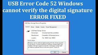 Fixed : 0xc0000428 Windows cannot verify the digital