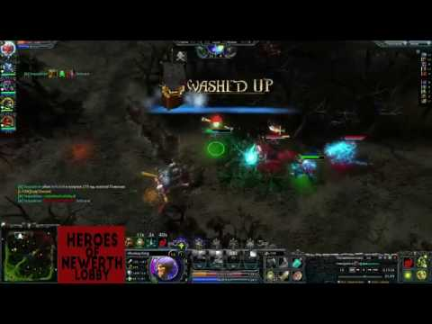 HoN Heroes of Newerth Inquisition   Monkey King 1981 MMR  Gameplay Highlights