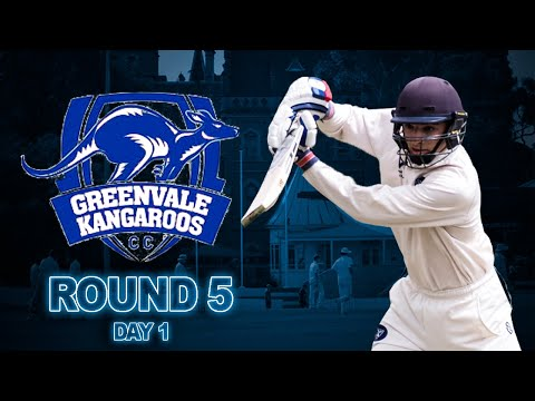 2019/20 Round 5 vs Greenvale 2nd XI: Day 1 Highlights