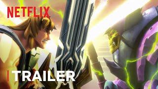 He-Man and the Masters of the Universe NEW SERIES Trailer   Netflix Futures