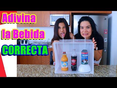 Adivina la BEBIDA CORRECTA | AnaNana Toys