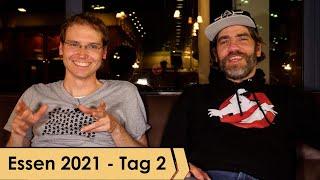 SPIEL 2021 in Essen - Tag 2