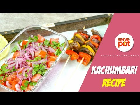Learn How To Make Kachumbari