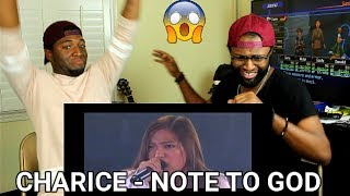 "Charice Pempengco  - ""Note to God"" (REACTION)"