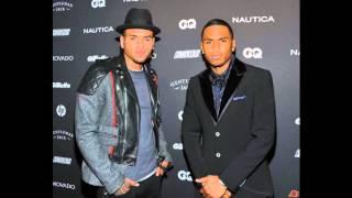 Chris Brown ft Trey Songz - Studio Remix (CDQ) (Lyrics)