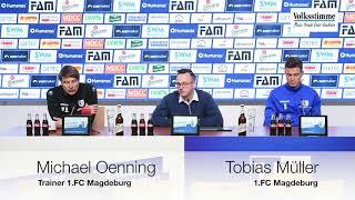 FCM vor Spiel gegen Heidenheim