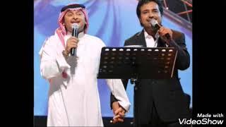 تبيني لك - راشد الماجد مع عبدالمجيد عبدالله تحميل MP3
