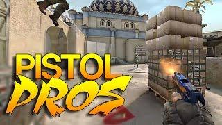 CS:GO - Pistol PROS! #18