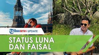 Saling Kode di Caption Instagram, Apa Hubungan Special Luna Maya dan Faisal Nasimuddin?