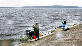 Открытие рыболовного сезона в череповцева