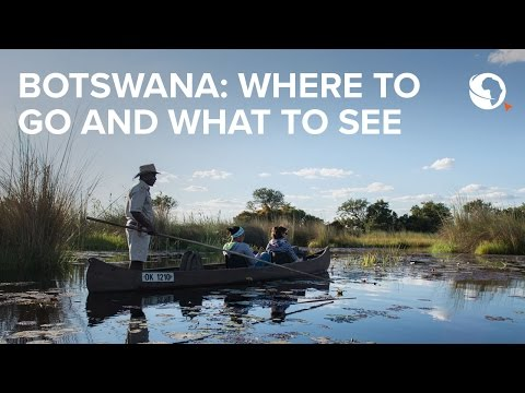 There Are Plenty of Different Botswana Attractions to Keep Visitors Excited and Rewind