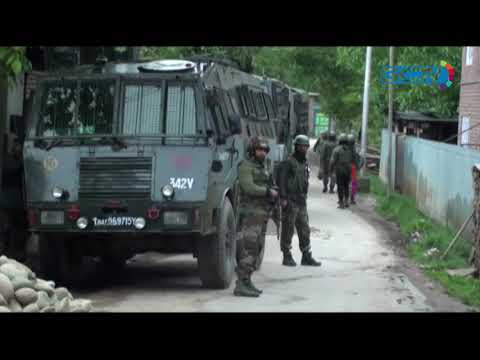 Two militants killed in pre-dawn gunfight in Shopian
