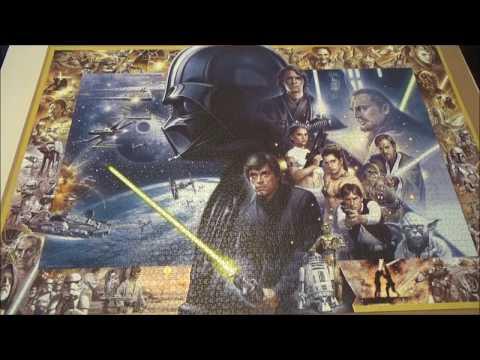 Ravensburger Star Wars 5000 Piece puzzle