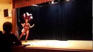 Lindsay's burlesque
