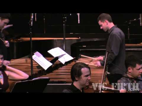 "Steve Reich, ""Music for 18 Musicians"" full performance"