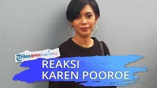 Arya Claproth Jadi Tersangka Dugaan KDRT, Karen Pooroe Bereaksi