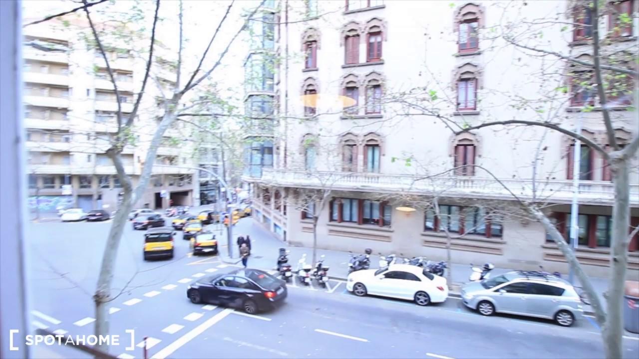Attractive 4-bedroom apartment for rent in Horta Guinardo