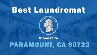 laundromat closest to my location in 90723