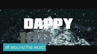 Dappy - 100 (Built For this) | (Official Lyric Video)