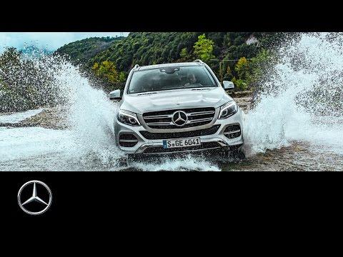 Mercedesbenz  Gle Class Паркетник класса J - рекламное видео 2
