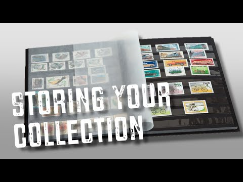 Exploring Stamps: Storing Stamp Collections: What you need to know!
