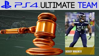Madden 15 Ultimate Team: LINEBACKER EVALUATION | PS4 Auction Block Series pt.3