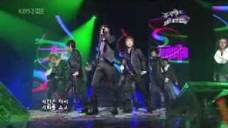 Dong Bang Shin Ki - Purple Line on Music Bank (2008-02-29).wmv