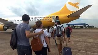 [Reporte De Vuelo] Corrientes - Córdoba - Corrientes En Flybondi