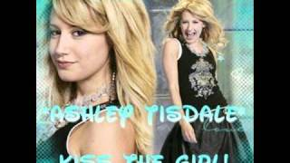 Ashley Tisdale - Kiss The Girl - x