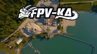 On The Water | Cinematic FPV | Dredging Lake Series #1