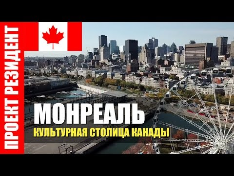 Монреаль. Канада. 🇨🇦 Куда сходить в культурной столице Канады