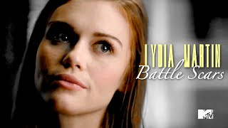 ▶ Lydia Martin // Battle Scars