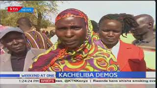 Kacheliba residents accuse opponents of the current governor for trying to prevent his agenda