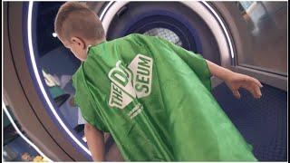 Kick-Start Kid Curiosity at The DoSeum on yoloTX TV
