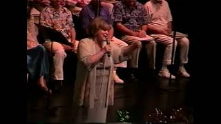 Easter 2003  Unity of Maui and Rev. Mary Omwake at the MACC  Maui Arts & Cultural Center part 2