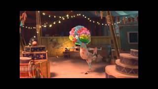 Madagaskar 3 Martyho cirkus CZ 5min