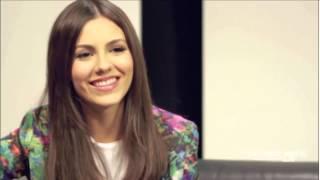 Виктория Джастис, Victoria Justice interview MTV Australia