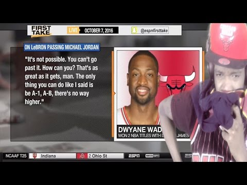 NOW I'M MAD!!! Dwayne Wade: